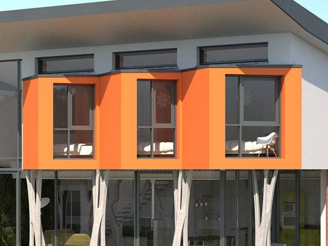 Groupe Maisons France Confort, partenaire du Concept YRYS