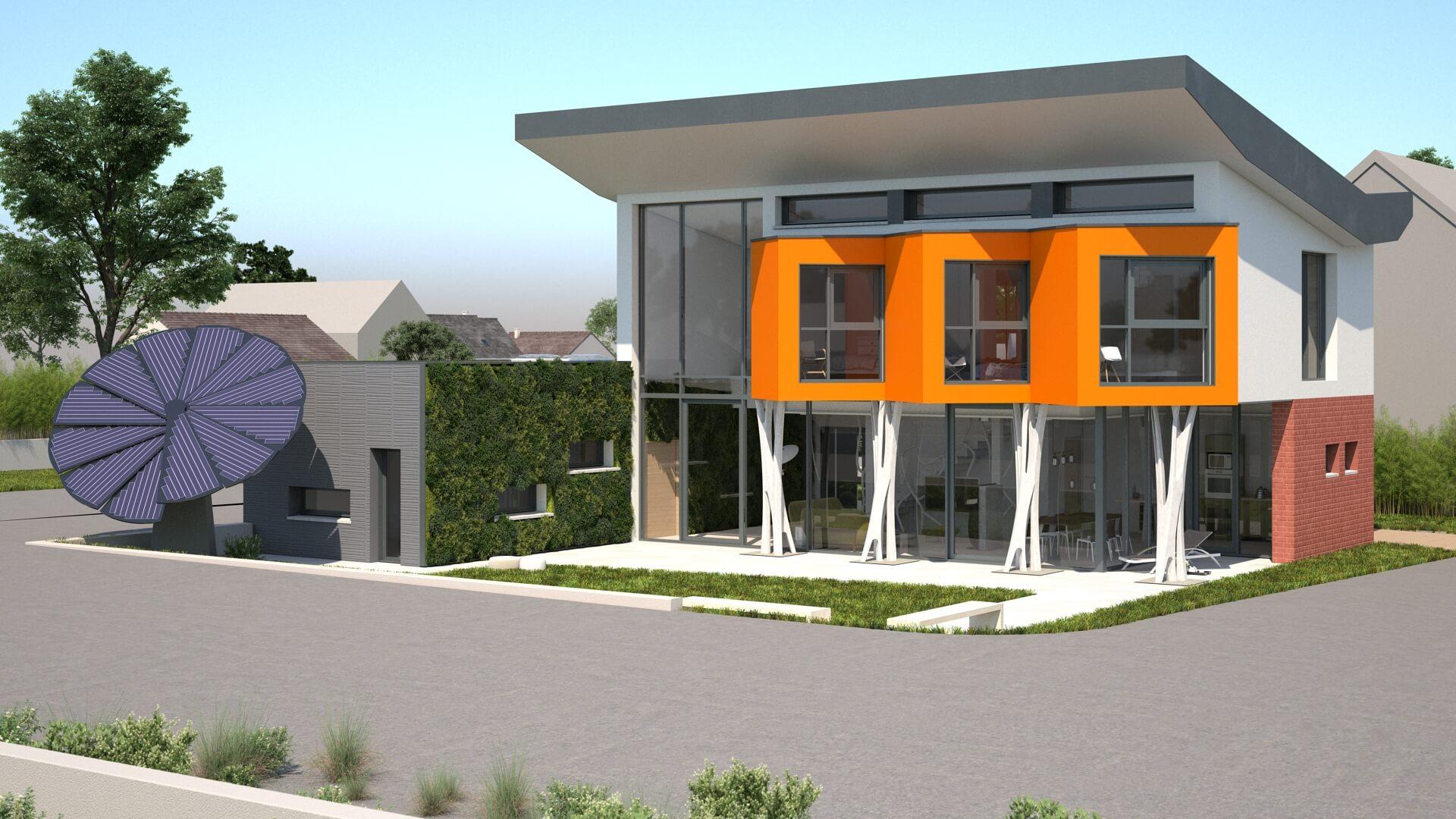 Le Concept Yrys est une réalisation Coste Architectures