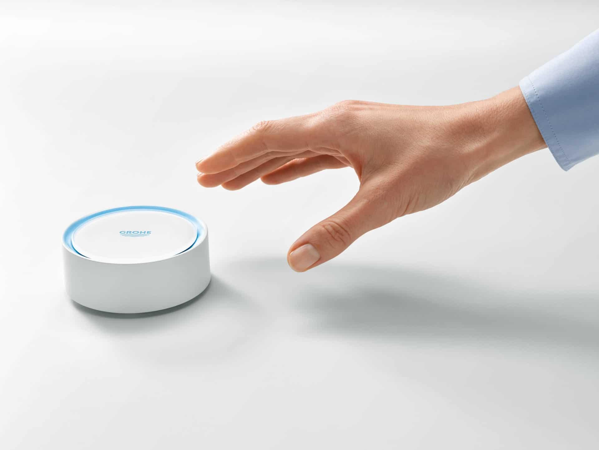 Grohe - Sense une innovation intégrée au Concept YRYS