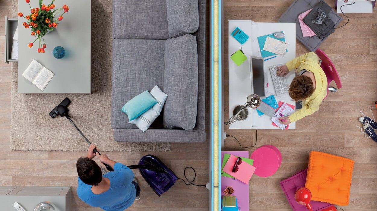 placo phonique par placo une marque saint gobain innovations du concept yrys. Black Bedroom Furniture Sets. Home Design Ideas