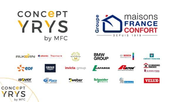 Logos du Concept YRYS by MFC