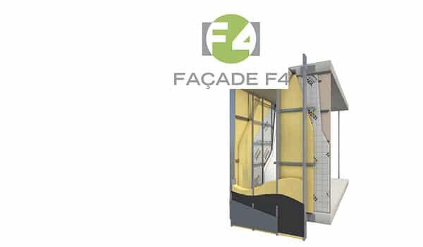 Façade F4, partenaire du Concept YRYS