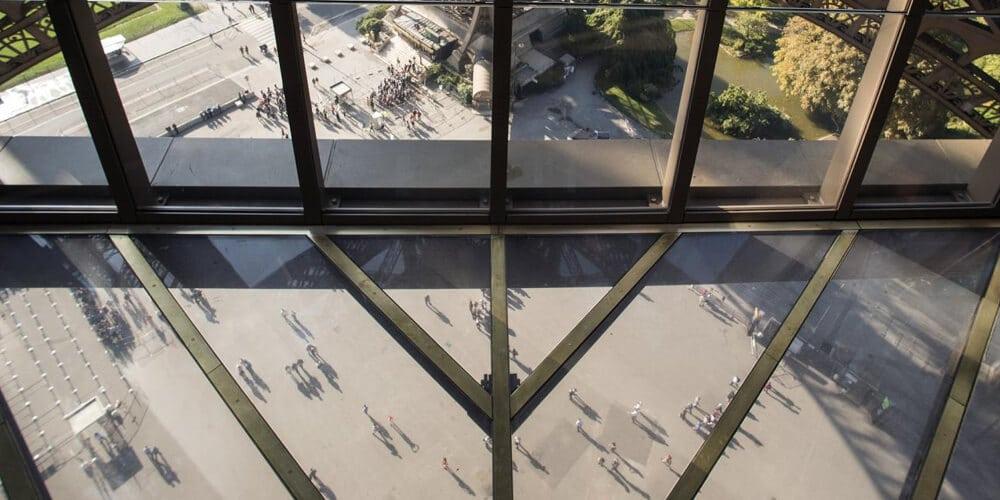 SGG Lite - Floor Dalle de verre