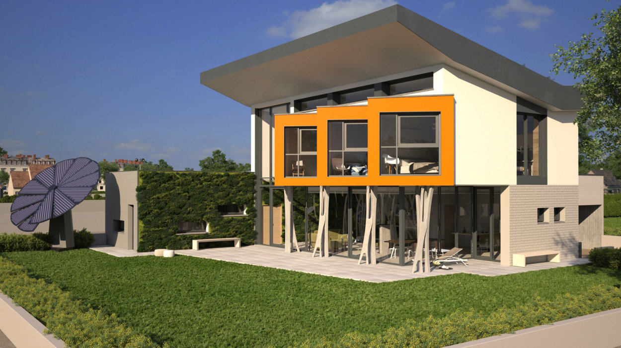 Groupe maisons france confort amazing le groupe maisons for Construire ses propres plans de maison