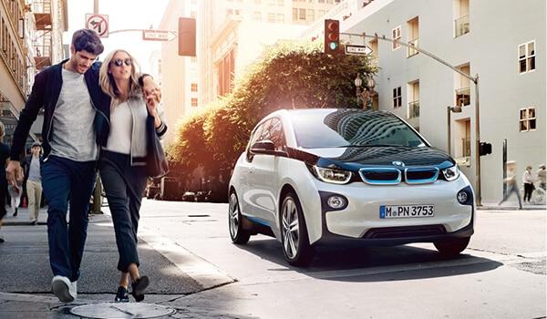 BMW i3, partenaire du Concept YRYS