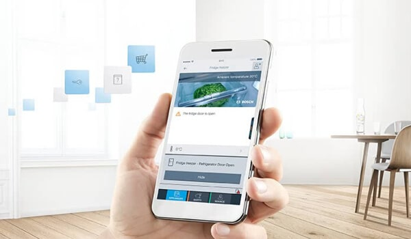 Home Connect, partenaire du Concept YRYS