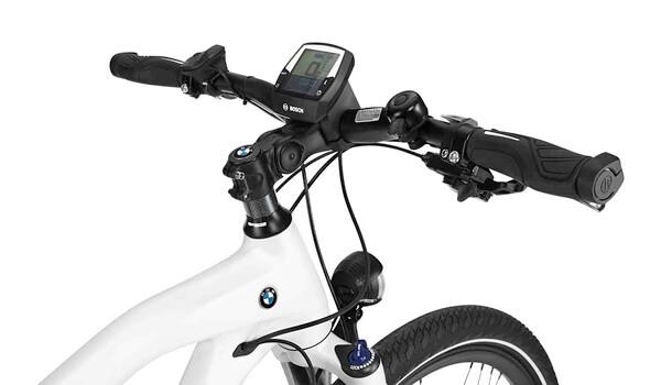 BMW Cruise eBike, partenaire du Concept YRYS