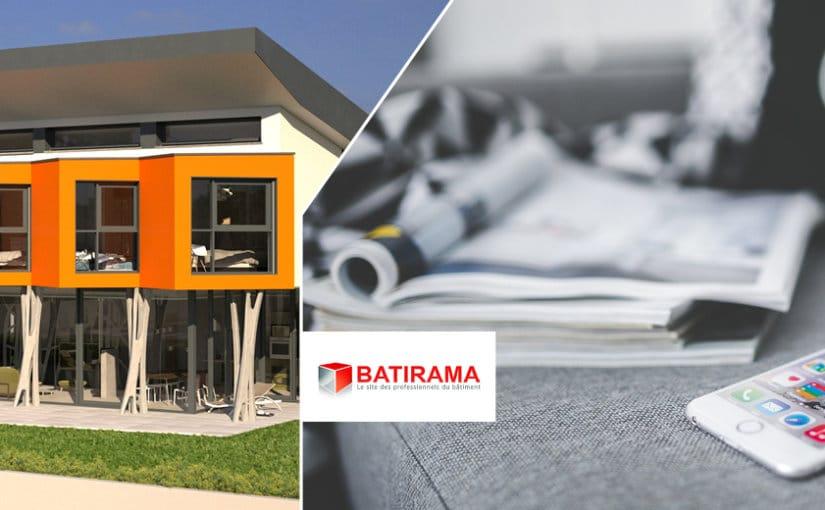 Article dans Batirama