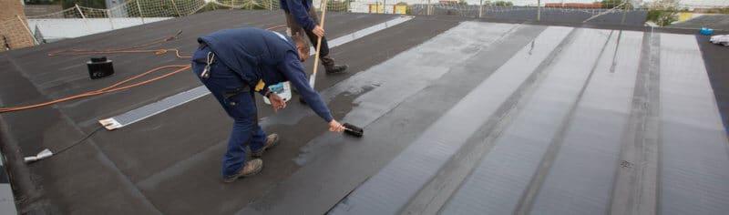 Membrane étanche et photovoltaïque sur YRYS.