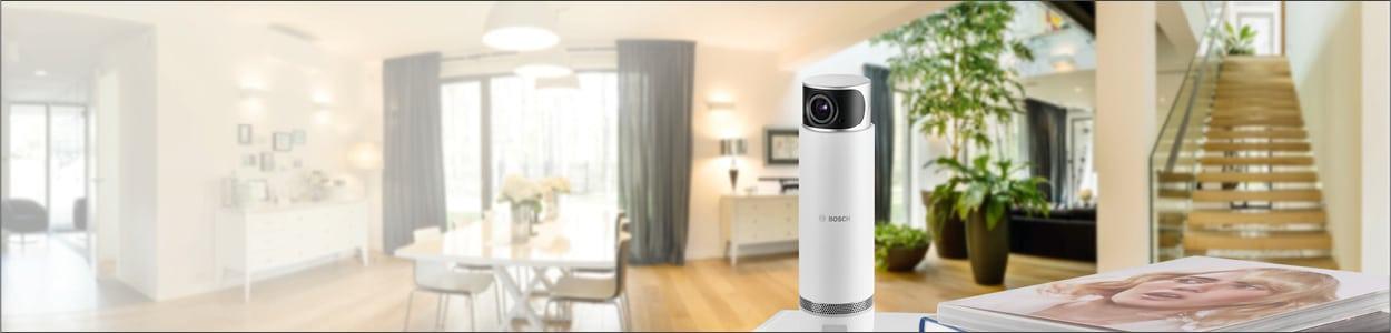 Newsletter YRYS sécurité - Bosch caméra intérieure