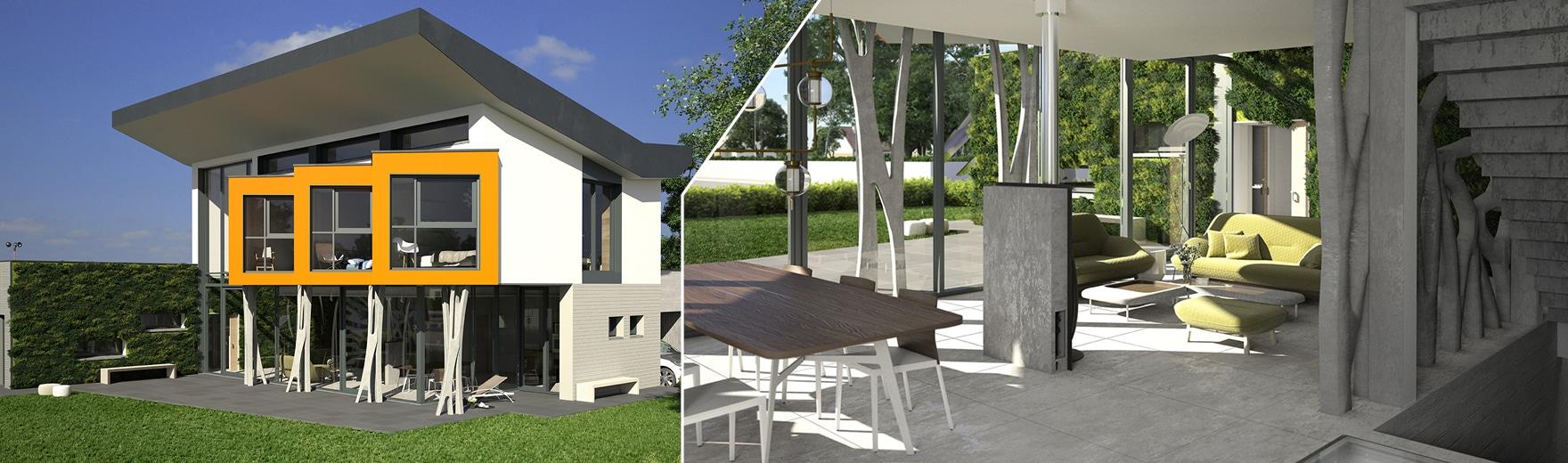 Concept YRYS by MFC : maison connectée rime avec services et confort augmentés
