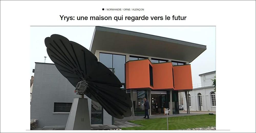 article France 3 6 juin 2018