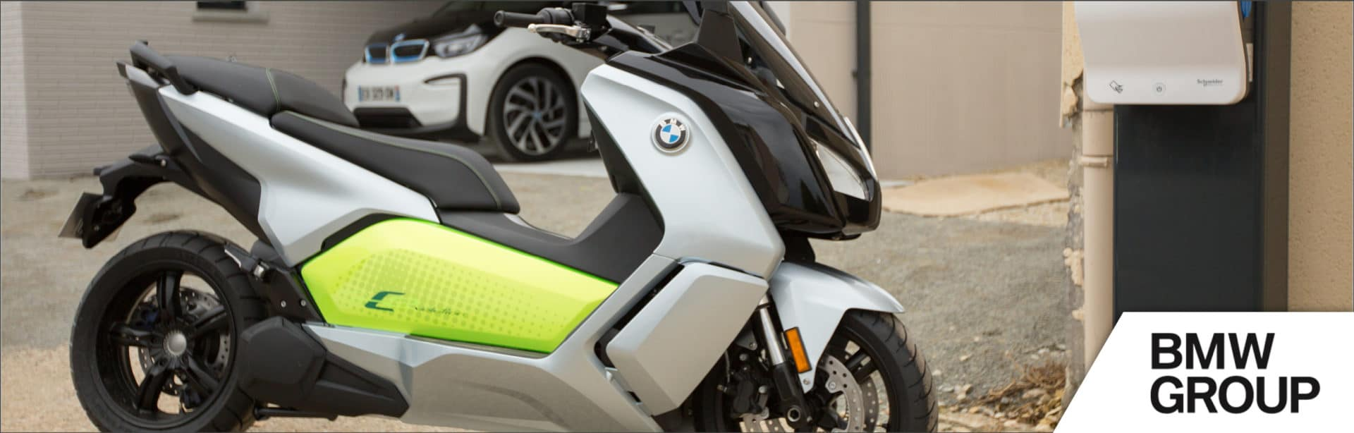 BMW - C Evolution