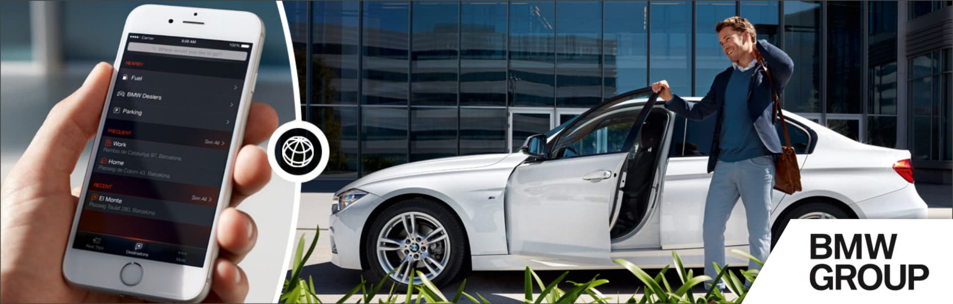 BMW - BMW Connected