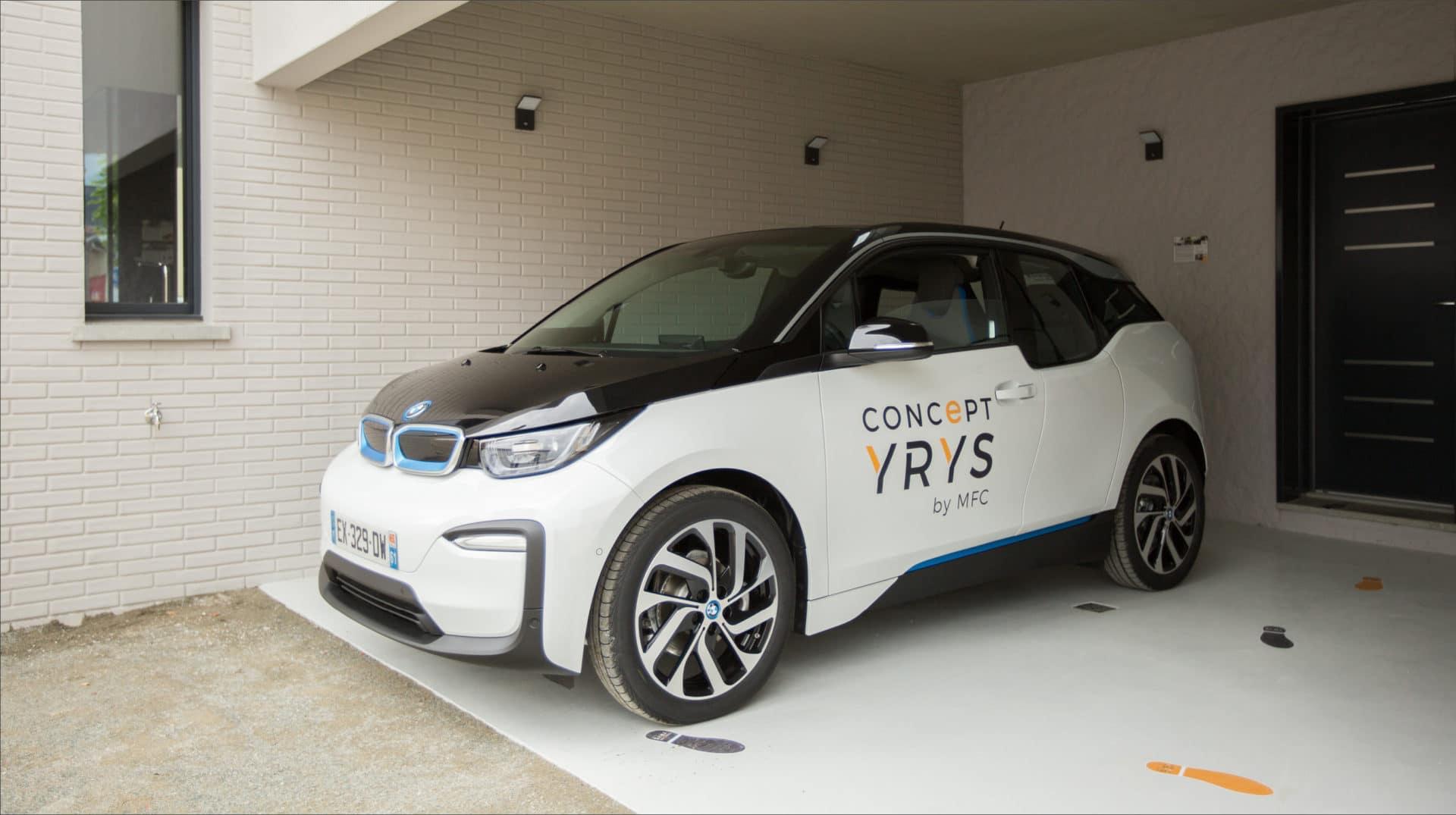BMW i3 - Concept YRYS