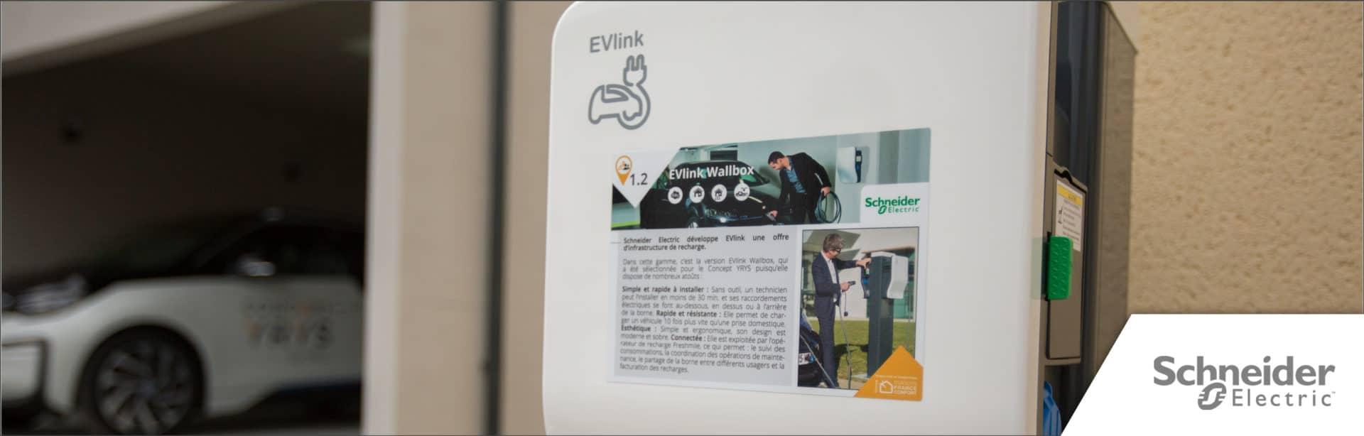 EVlink Wallbox - Schneider Electric