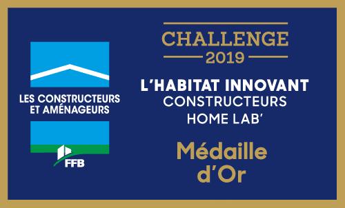 Le Concept YRYS, médaille d'or au Challenge de l'Habitat Innovant