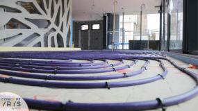 tube plancher chauffant
