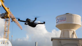 Test drone Atechsys